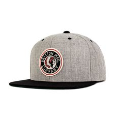 BRIXTON Rival Snapback #backyardshop