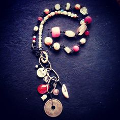 Check out this item in my Etsy shop https://www.etsy.com/listing/226585822/finding-balance-necklace-by-veritas-art
