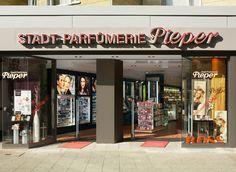 Unsere Filiale auf der Bahnhofstrasse in Herne. #pieper #parfuemeriepieper #parfuemerie #parfum #filiale #stadtparfuemeriepieper