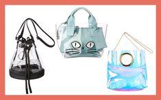 梅雨でもOK! 雨の日おしゃれをかなえる濡れてもかわいい♡PVCバッグ10 Balenciaga City Bag, Bucket Bag, Shoulder Bag, Bags, Fashion, Handbags, Moda, Fashion Styles, Shoulder Bags