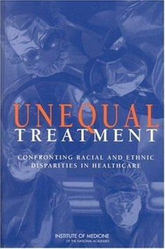 HEALTH DISPARITIES RESEARCH GUIDE: from the University of Michigan Libraries.
