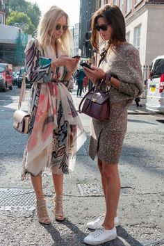 Fashion Week streetstyle // Elle Australia