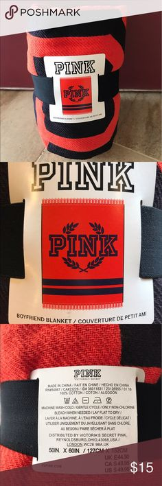 Pink Blanket Pink Blanket. I ordered off website & received it and it was a different color pink then what I thought (more coral then pink) . Never returned it. Never even taken out of package. Comes from a pet/smoke free home PINK Other