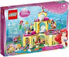 LEGO Disney Princess Ariel's Undersea Palace - 41063