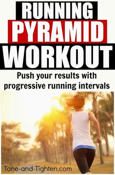 Running Pyramid Workout to Burn Calories | Fit Villas