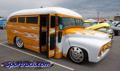 1956 Ford Bus