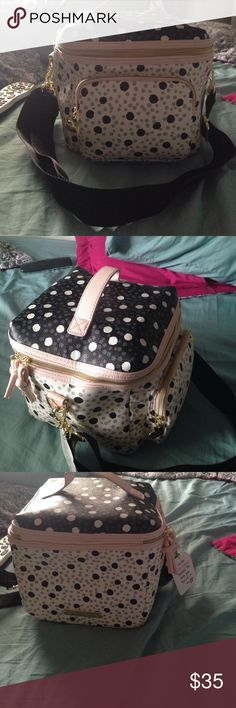 Betsey Johnson cooler Brand new never used offers welcome Betsey Johnson Bags
