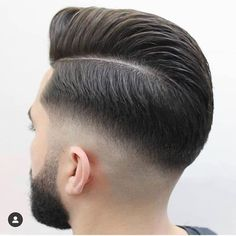 What Do You Think Of This Hairstyle? Com - Hair Beauty - hadido Shot Hair Styles, Hair And Beard Styles, Long Hair Styles, Curled Hairstyles, Hairstyles Haircuts, Cool Hairstyles, Barber Haircuts, Haircuts For Men, Gents Hair Style