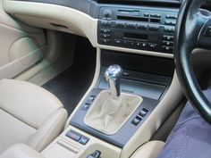 #BMW interior trim wrapped in black carbon fibre vinyl wrap