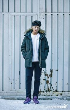 BTS with PUMA #JungKook