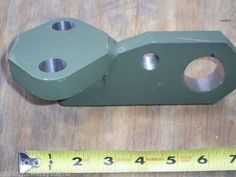 Steel Mounting Bracket for Amphibious Assault Vehicle ~NEW!~~P/N: 7010555