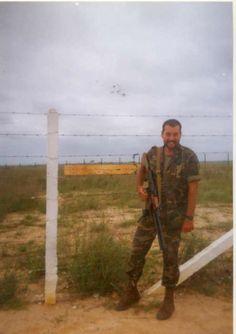 Executive Outcomes November 1993. Cabo Ledo base (book number32)