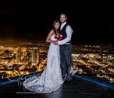 Savoring The Sweet Life: Reception Fun The Wedding of Brandi & Tom San Diego Wedding Photographer at University Club and Balboa Park