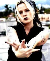 OTEP....she's a bad bitch