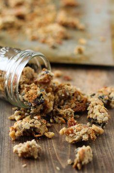 Grain-Free Tahini Granola