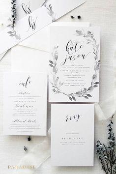 Hoy cubrimos las tendencias en invitaciones de boda 2018 y te advertimos que estas tarjetas son tan originales ¡que querrás usarlas todas! ¡A tomar nota y a escoger la tuya!