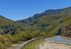 Tradouw Pass        Barrydale  Swellendam