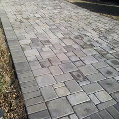 By adding a paved driveway, you add instant curb appeal and value to your home. www.lifetimepavers.com #lifetimepavers #paverdriveway #pavers #paver #paverinstaller #driveways #Regram via @paverslifetime