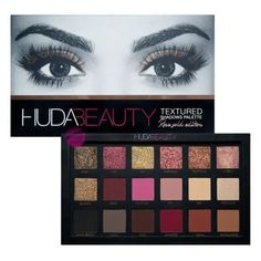 HUDA BEAUTY Textured Rose Gold Palette  SHOP IT: http://go.magik.ly/ml/5fdm/
