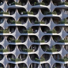 Gallery of Cascading Brick Arches Feature in Penda's Residential Tower in Tel Aviv - 13