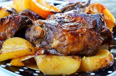 Kitchen Stories: Roasted Lamb with Grape Molasses