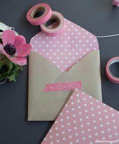 DIY Valentine Pop-Up Card