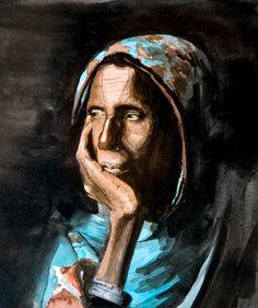 Samala #somalia #tragedy #woman #portrait #africa
