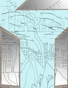Nombre proyecto: Ciudad Fillide del escritor Italo Calvino Objetivo: caratula Año: 2015 Programa: Ps (Adobe Photoshop) Materia: Introdución a la comunicación visual Que se intrepetra con la historia del escritor y rompiendo con la percepción.