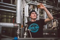 Here at BrewDog, every single one of us is on a mission to make other people as passionate about great craft beer as we are!