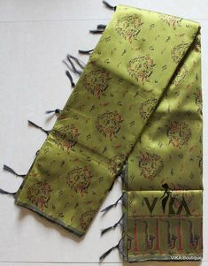 Poly silk saree Raw Silk Saree, Silk Sarees, Gift Wrapping, Gifts, Collection, Gift Wrapping Paper, Presents, Wrapping Gifts, Favors