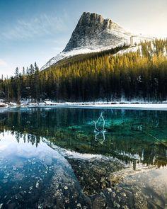 Joseph James Mackin Captures Beautiful Landscapes of Alberta, Canada #photography #landscaping #travel #nature #Canada #Alberta