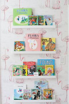 Photography : What Shanni Saw Read More on SMP: http://www.stylemepretty.com/living/2016/11/17/the-flamingo-nursery-that-is-breaking-hearts-left-and-right/