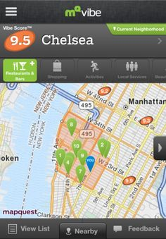 03/21/2012 Travel App of the Day: MapQuest Vibe FREE for iOS devices!