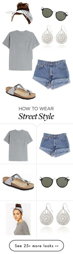 Shorts are a little too short but love the rest. Often rocking that hairstyle on the weekends