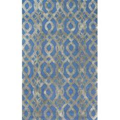 Fairfax Rug in Blue