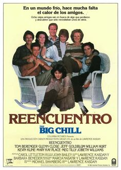 "Reencuentro (1983) ""The Big Chill"" de Lawrence Kasdan - tt0085244"