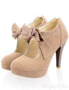 High Heel Platform Summer Ankle Boots