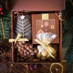 """Новогодний подарочный набор """"Brown"""""""