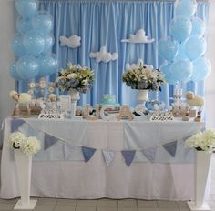 26 Ideas baby shower decoracion banderines for 2019 Teddy Bear Baby Shower, Baby Boy Shower, Baby Shower Gifts, Baby Shower Parties, Baby Shower Themes, Baby Shower Decorations, Decoracion Baby Shower Niña, Christening Decorations, Baby Boy Christening