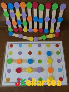 Preschool Learning Activities, Sensory Activities, Infant Activities, Educational Activities, Preschool Activities, Kids Education, Games For Kids, Crafts For Kids, File Folder