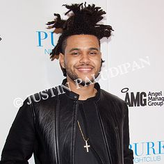 R&B sensation The Weeknd takes over Pure Nightclub for a special live performance at Caesars Palace Hotel and Casino on November 2, 2013 in Las Vegas, Nevada.