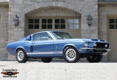1968 Shelby GT500 Fastback Prototype