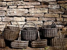 Körbe German Wicker Baskets