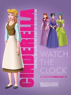 Dramatic Disney – When Disney has fun imagining serious posters for its own movies…