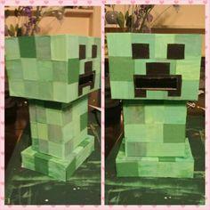 Außergewöhnlich Valentineu0027s Box. Minecraft Creeper