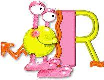 Alphabets Monstres 16-10-2015
