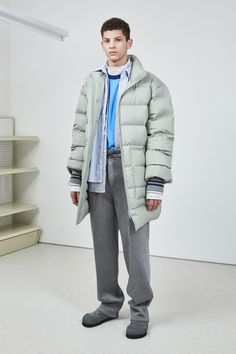 3.1 Phillip Lim Fall 2018 Menswear Fashion Show Collection