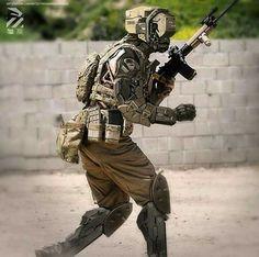 Soldado Moderno