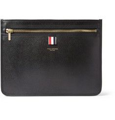 Shop men's bags at MR PORTER, the men's style destination. Gifts For Him, Men Gifts, Document Holder, Birthday Gift For Him, Mr Porter, Thom Browne, Zip Around Wallet, Pouch, Man Shop