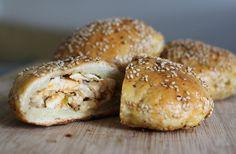 La Cantine De Carole | Snack bun's poulet et piment vert